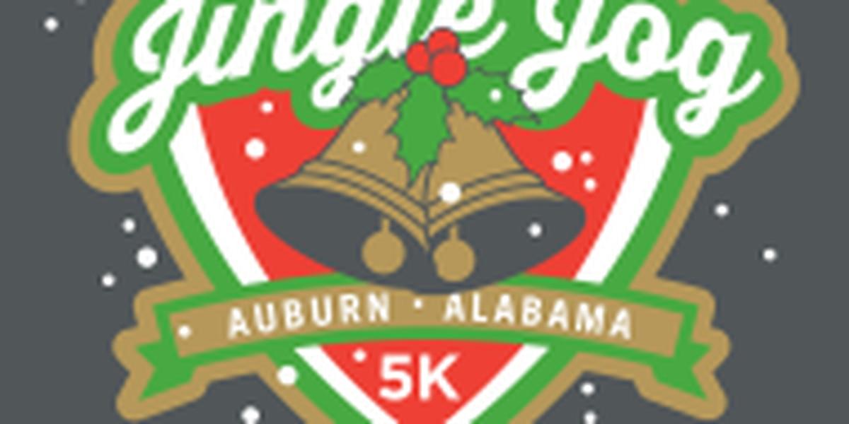 Active Auburn hosts Jingle Jog 5k