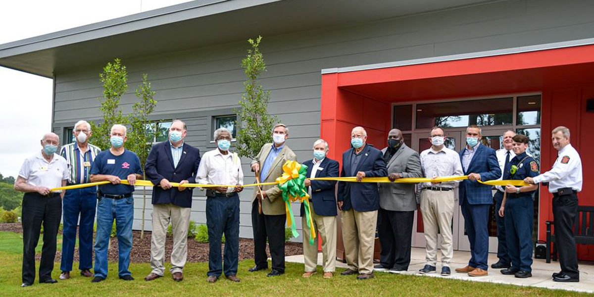 Troup Co. community celebrates opening of fire administration building