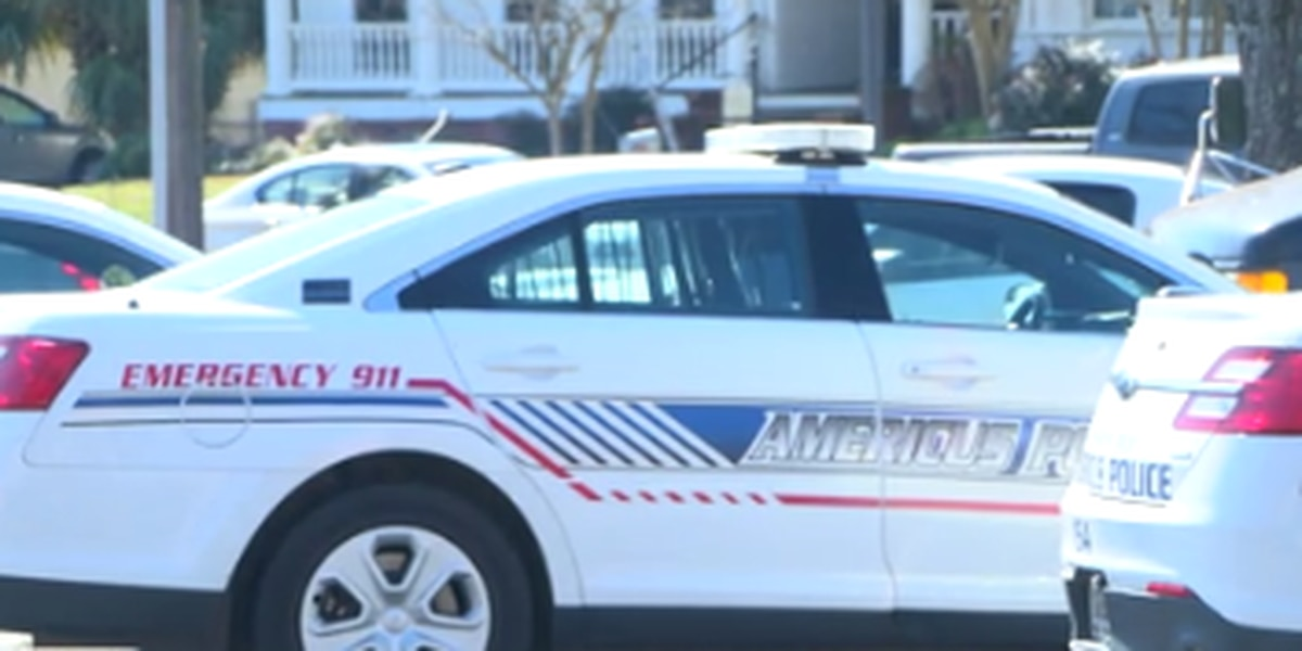 Americus sees increase in crime; law enforcement officials working to make arrests
