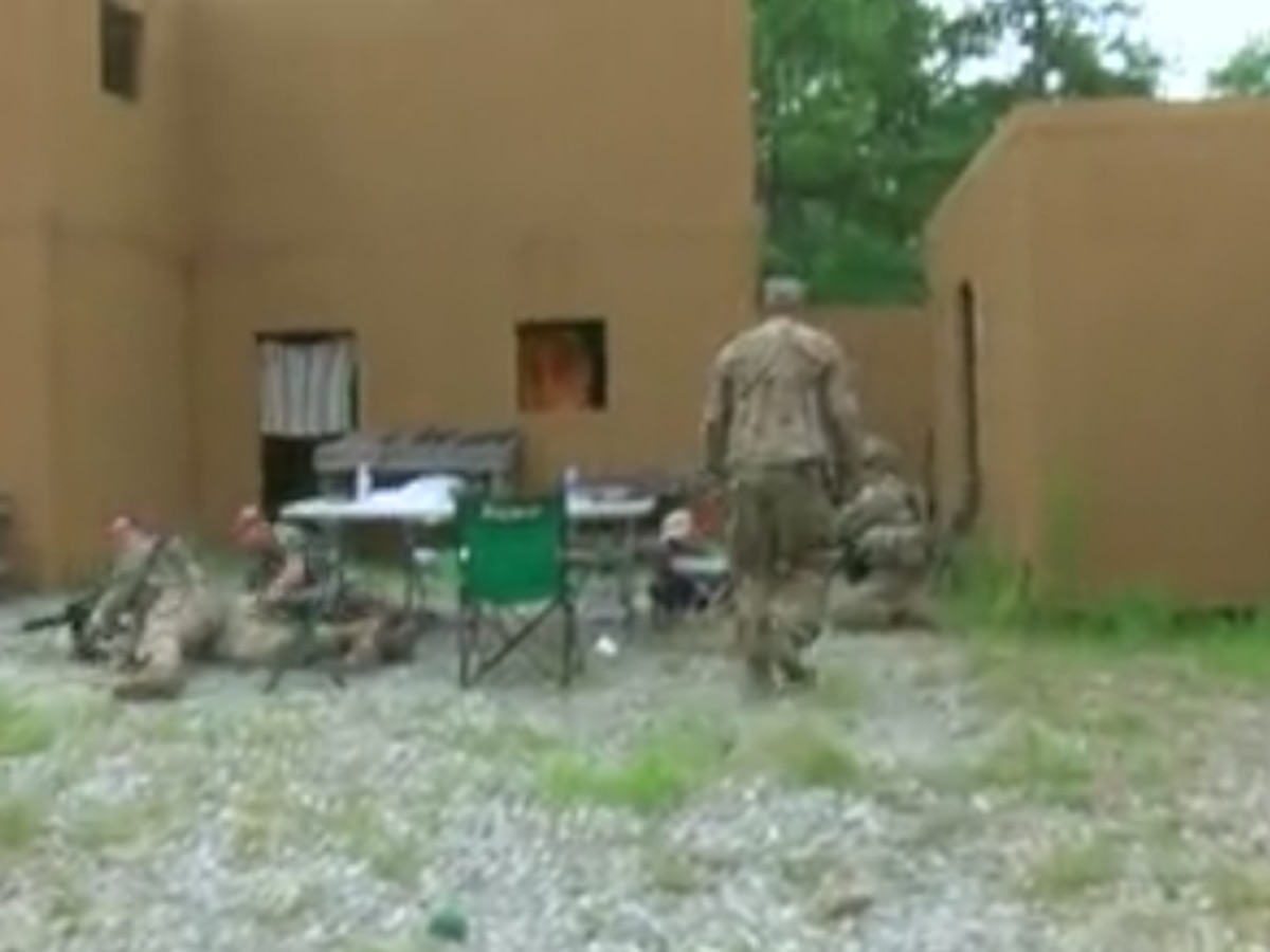 MILITARY MATTERS: Ft. Benning Army brigade simulating tactical training