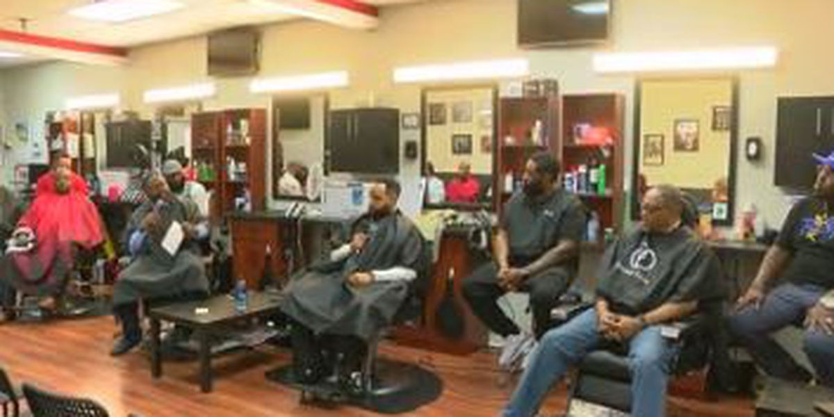 'Black Men Speak' event addresses issues facing the Columbus community