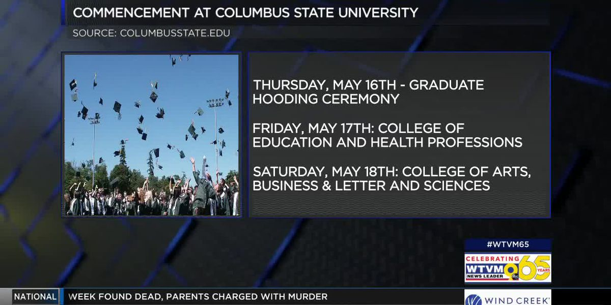 Columbus State getting ready to graduate new group of students