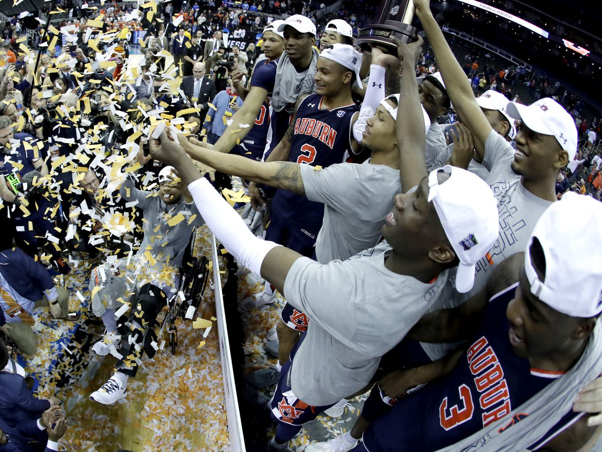 Auburn, Virginia entering unfamiliar waters in Final Four matchup
