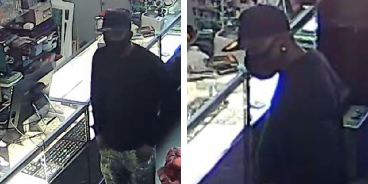 Opelika police searching for suspected jewel thief