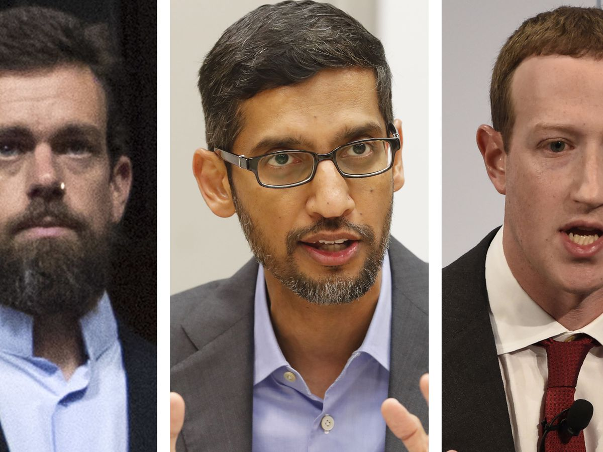 Social media CEOs to face grilling from Republican senators