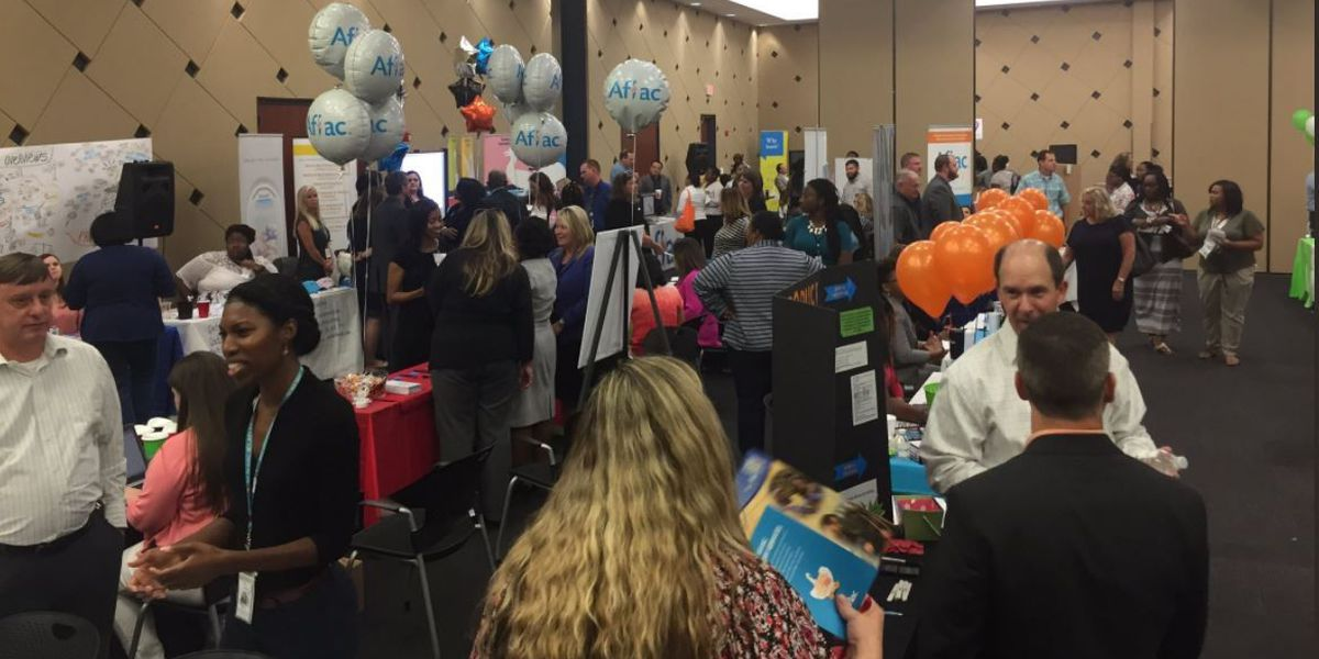 Aflac holds career awareness expo