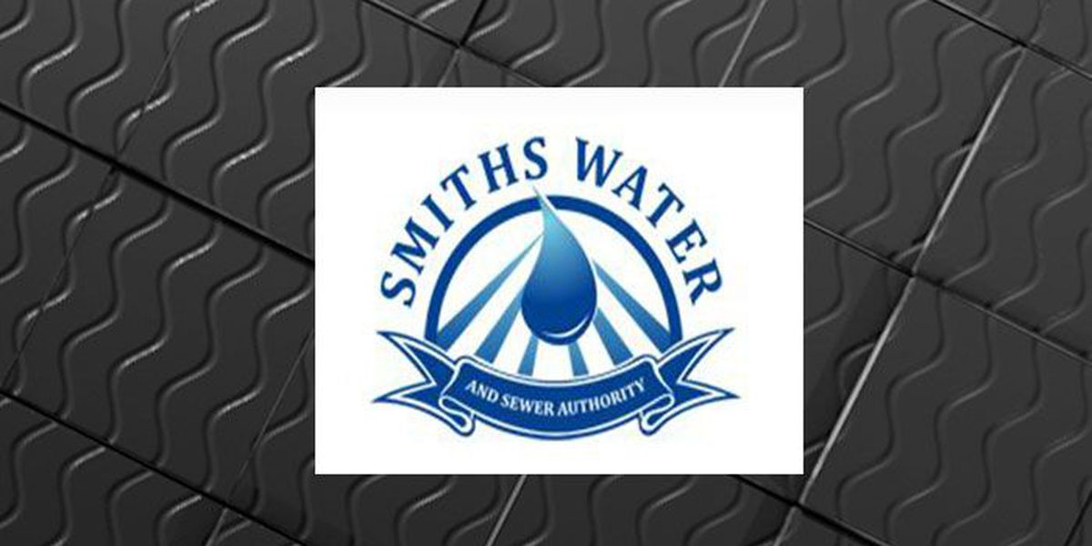 Smiths Water and Sewer Authority issues mandatory water restrictions