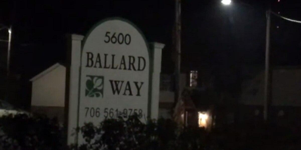 1 man injured in Friday morning shooting at Ballard Way Apartments