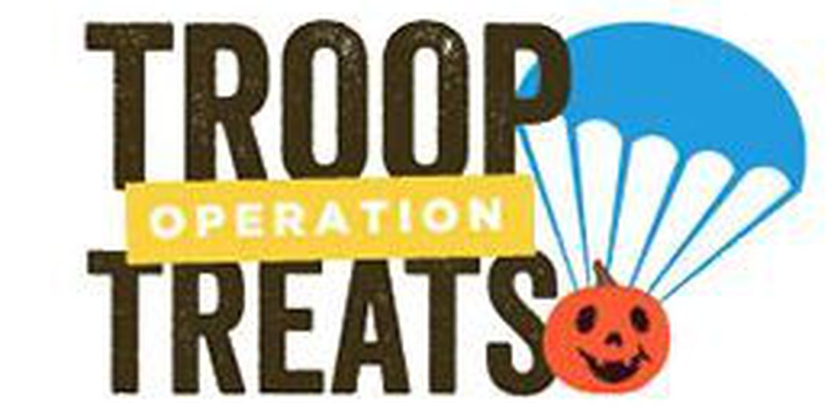 Kool Smiles organizes annual 'Operation Troop Treats' event