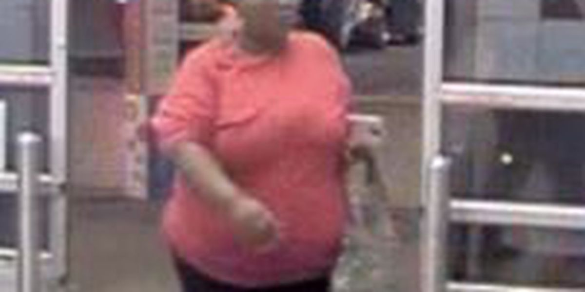 Opelika police searching for Walmart theft suspect