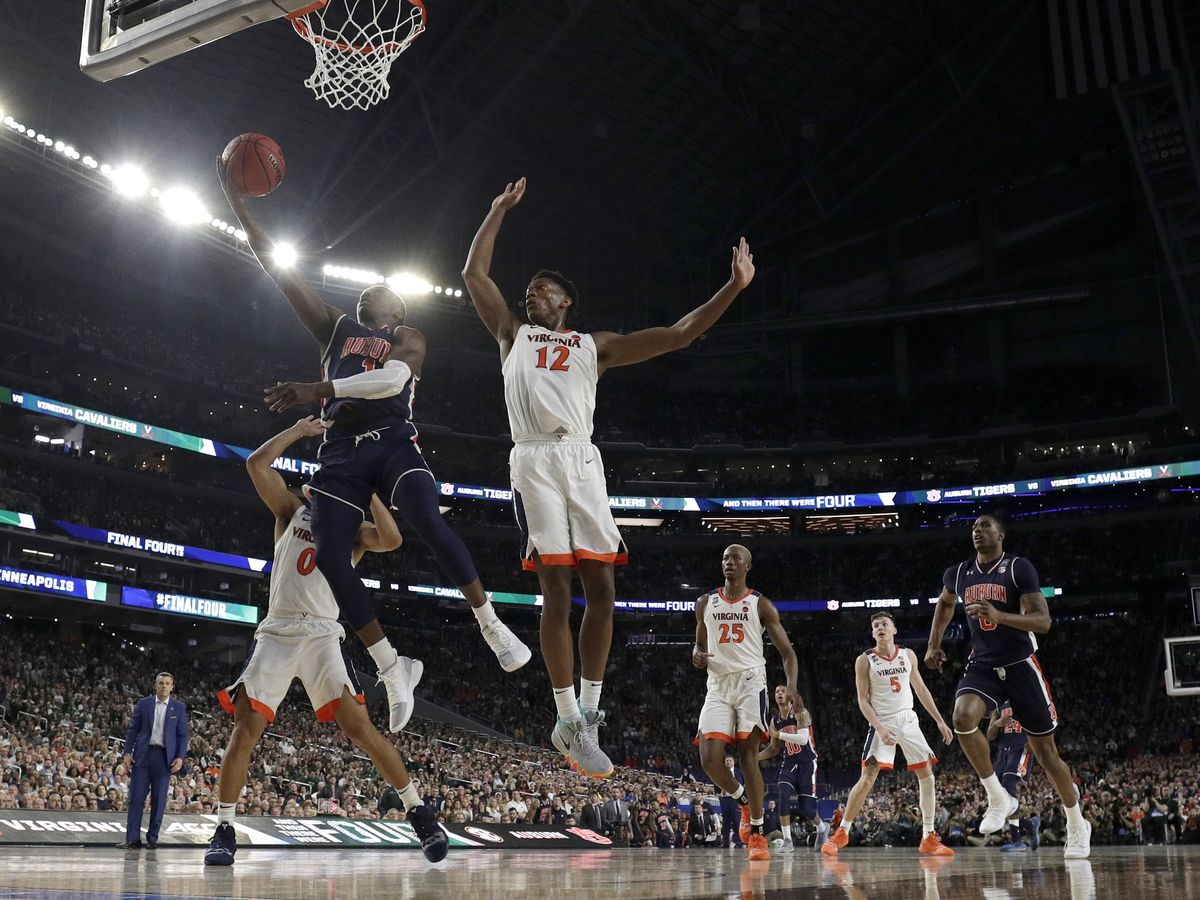 War Eagle! Auburn will start the 2019-20 basketball season in the Top 25