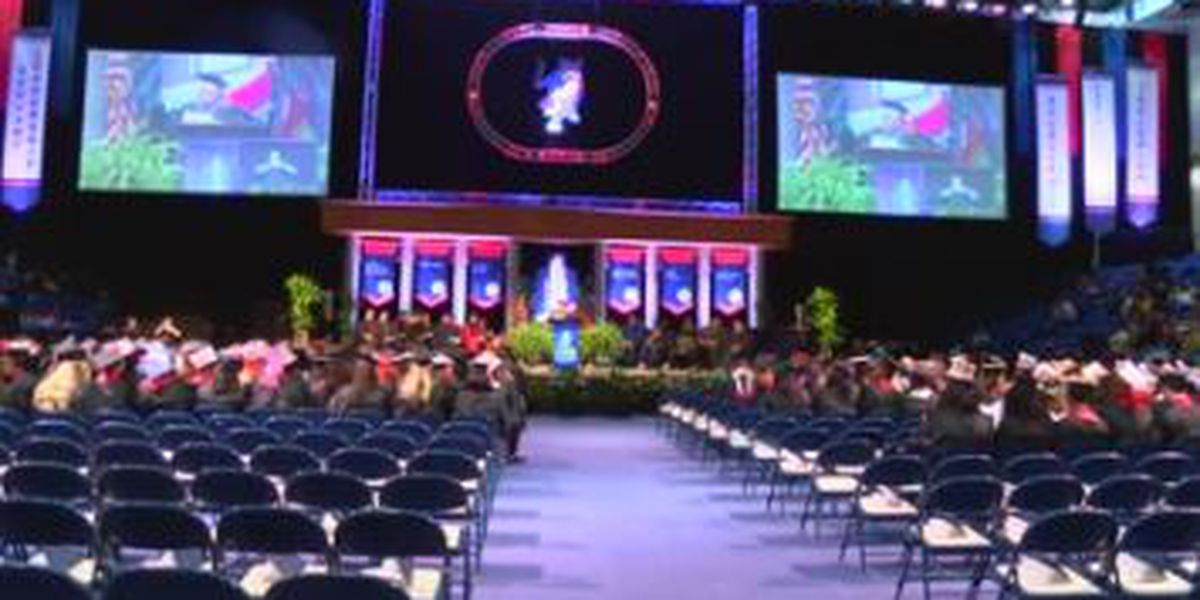 CSU celebrates 117th commencement ceremony