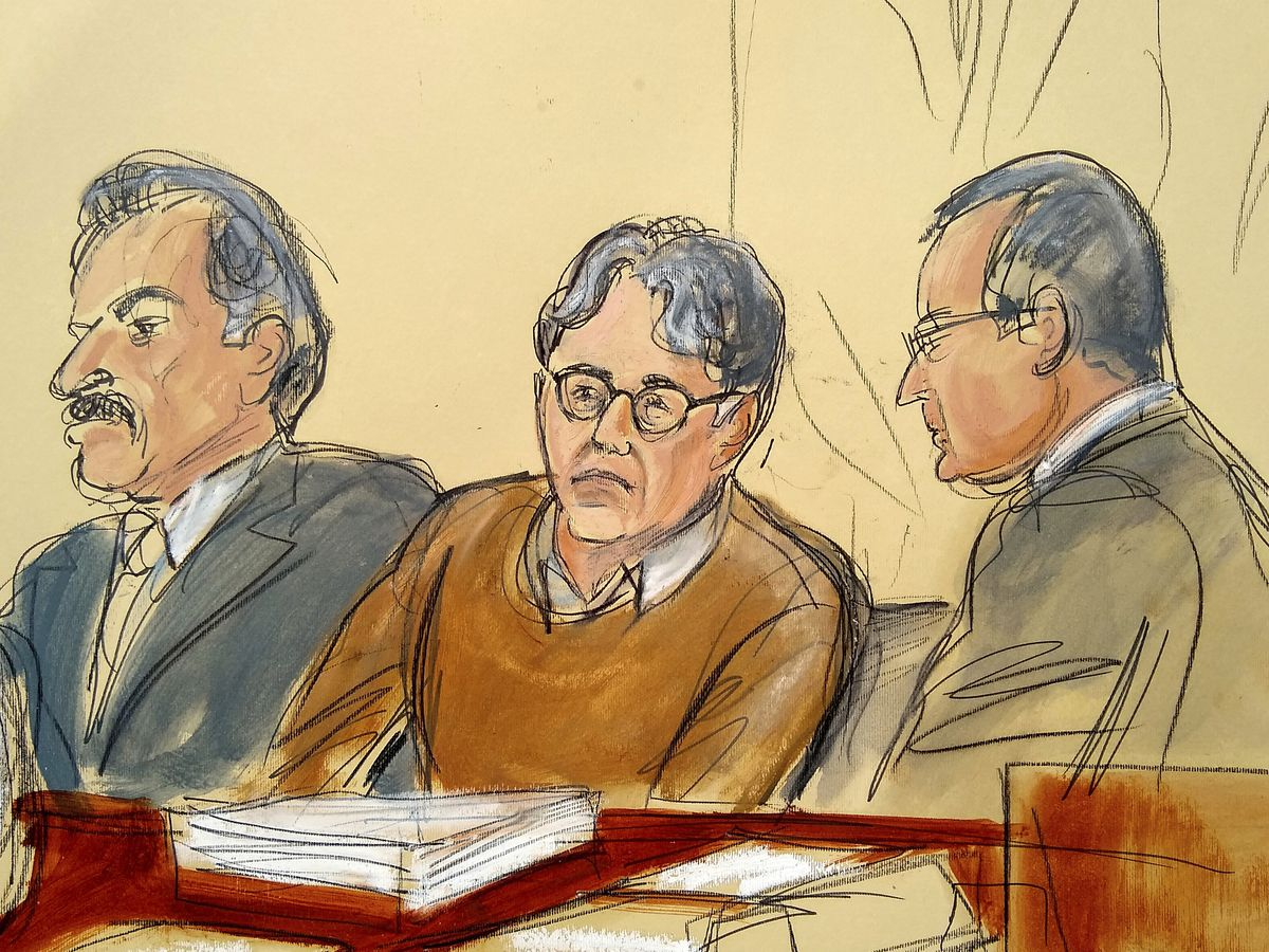 NXIVM guru gets 120 years in prison in sex-slaves case