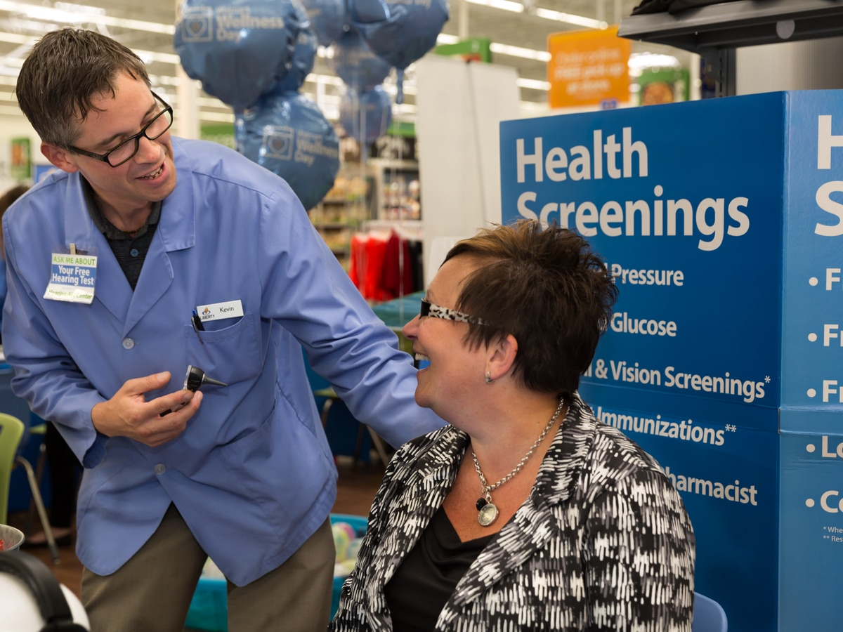Wellness event at Walmart will give away free fruit and health screenings