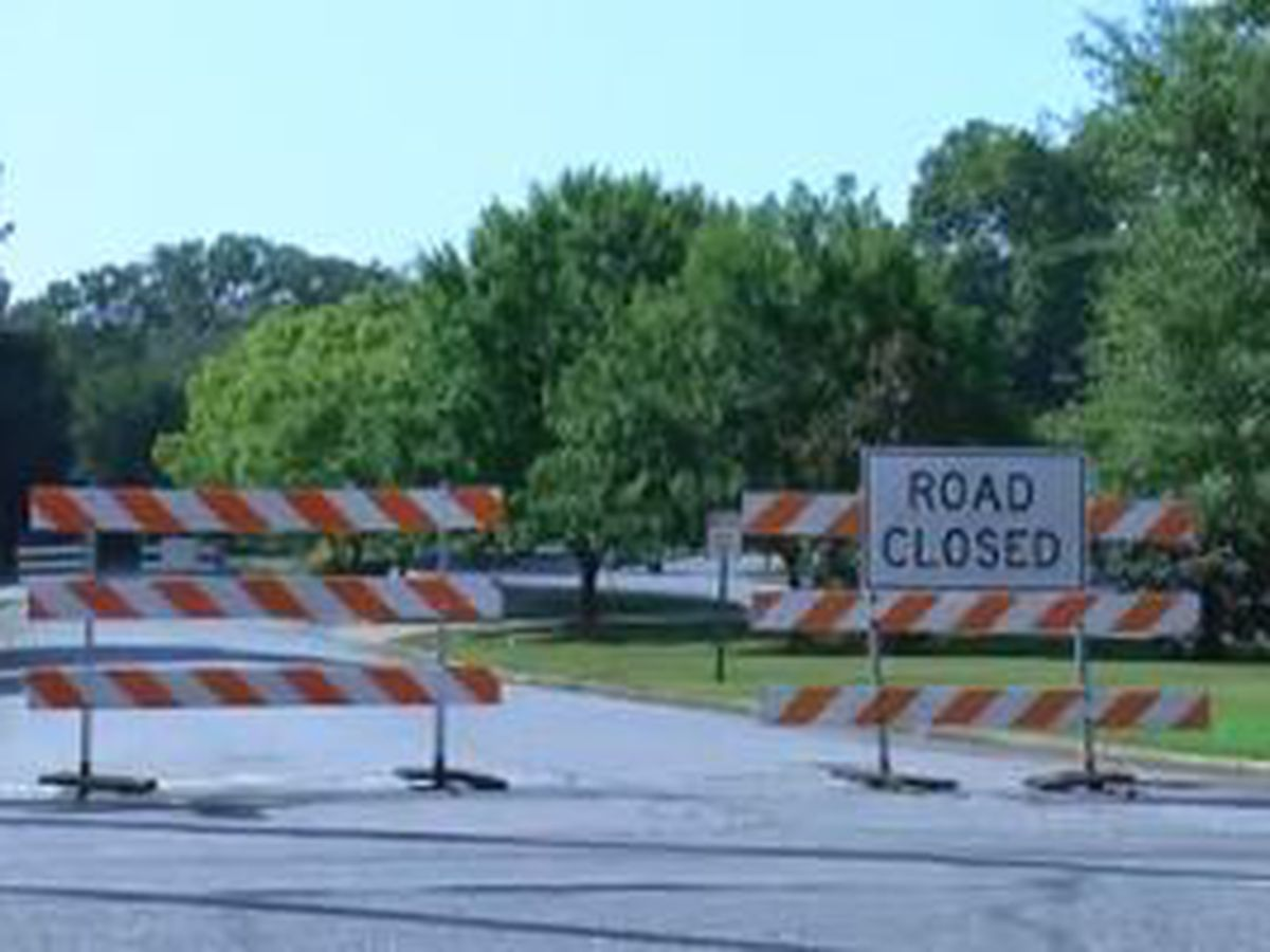 Jeannette Ave. in Columbus closed from Wynnton Rd. to Buena Vista Rd.