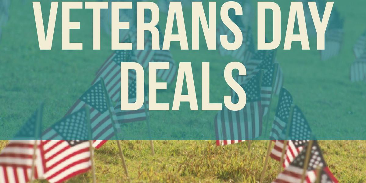 LIST: Veterans Day deals across the Chattahoochee Valley