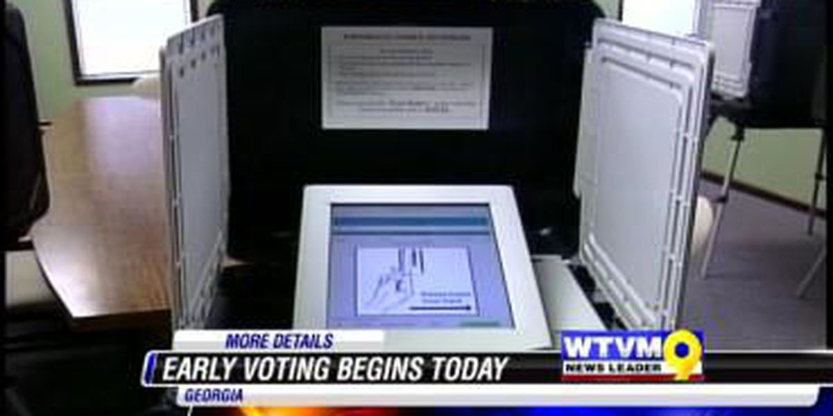 Some Muscogee County voters upset after polls close Saturday