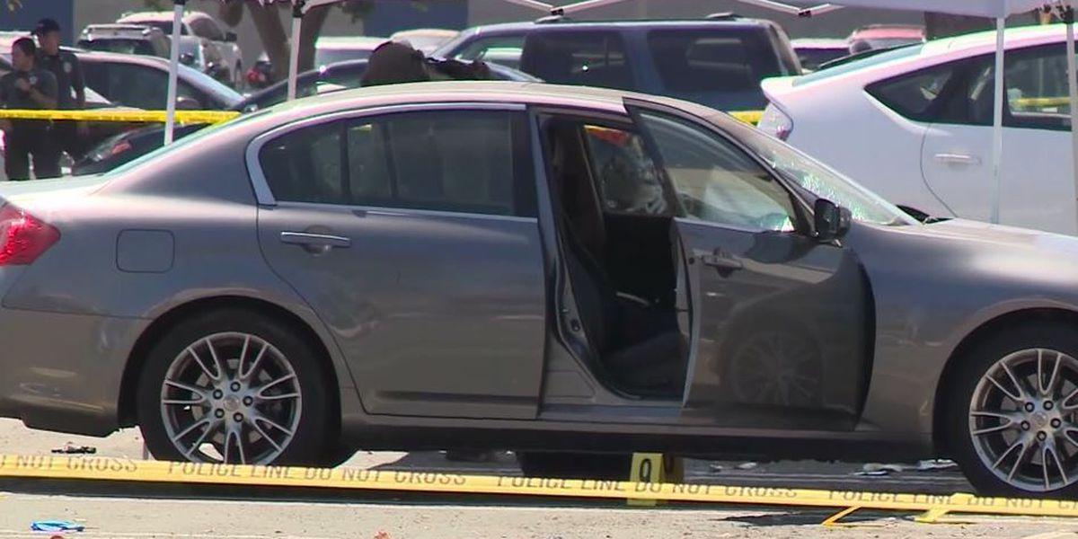 Police hunt killer in California university stabbing