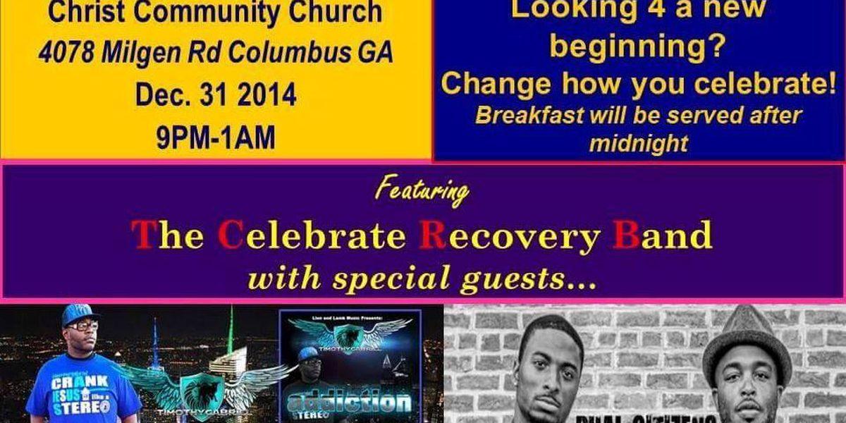 Christ Community Church hosts New Year's Eve celebration