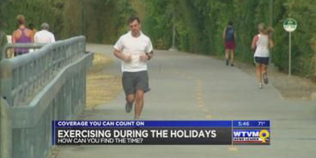 SEGMENT: Exercising during the holidays