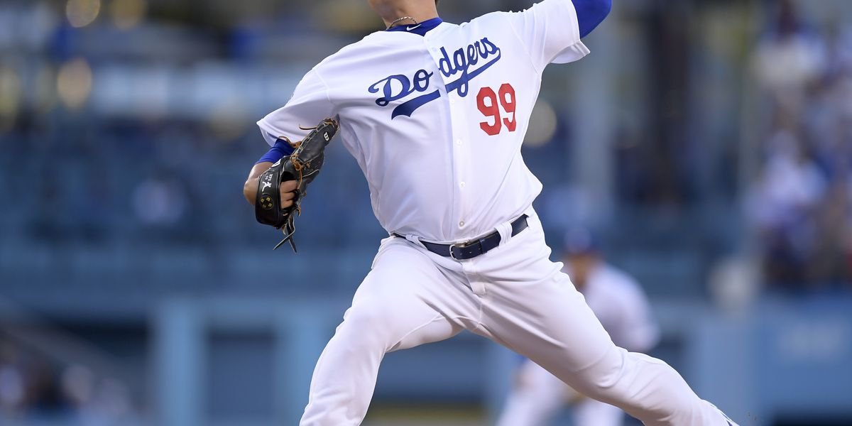 Ryu sharp, Dodgers hit 3 HRs, beat Braves 6-0 in NLDS opener