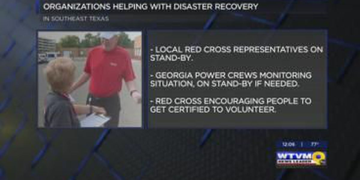 How to help Hurricane Harvey victims through local Red Cross