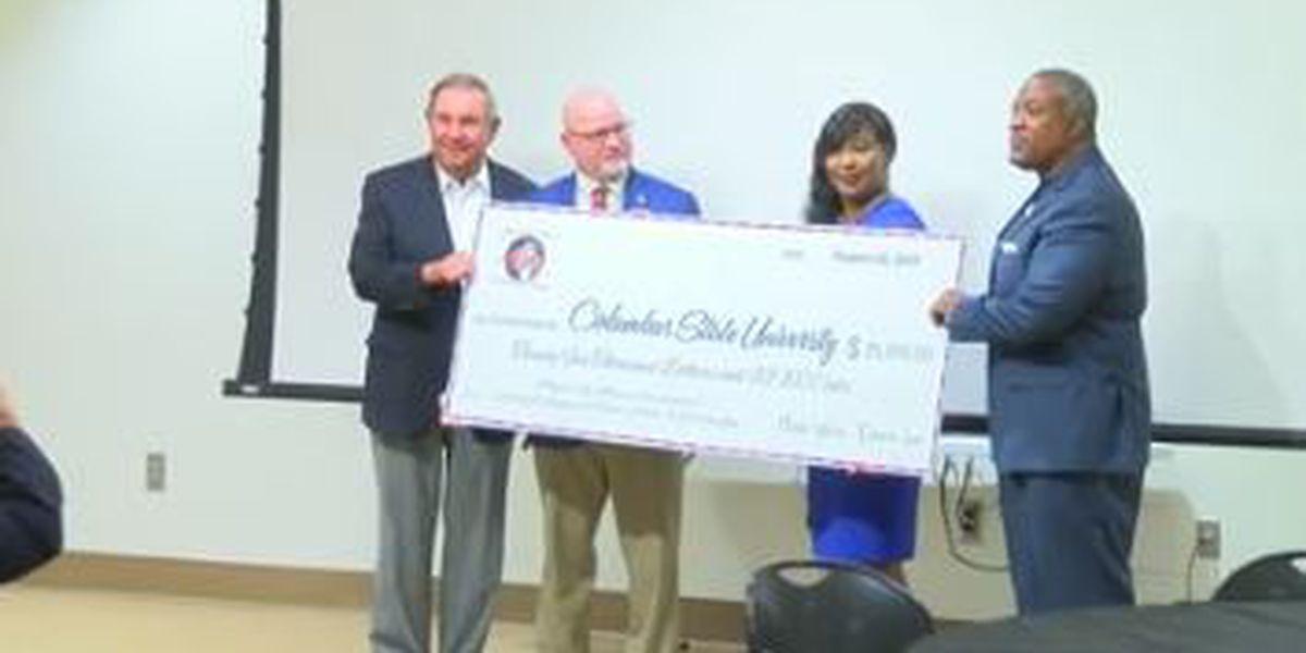 Phenix City Mayor's Ball Committee donates $25K in scholarship funds to CSU