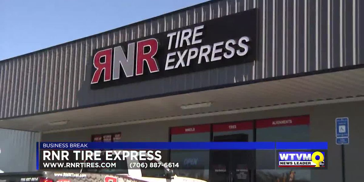 BUSINESS BREAK - RNR TIRE EXPRESS