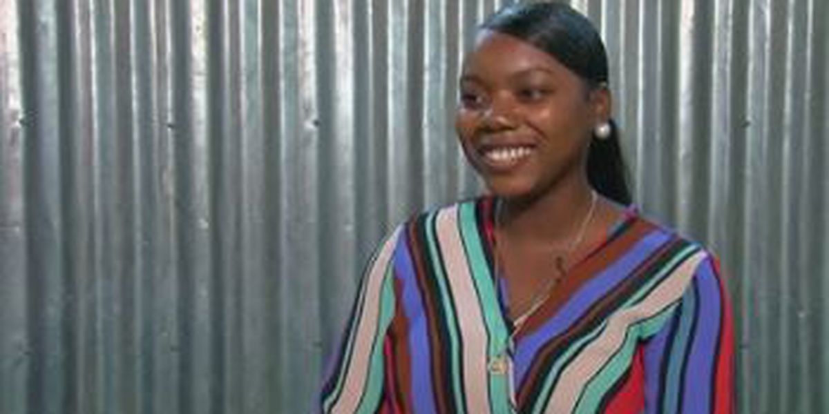 Boys and Girls Club Youth of the Year: Finalist Amiya Wright