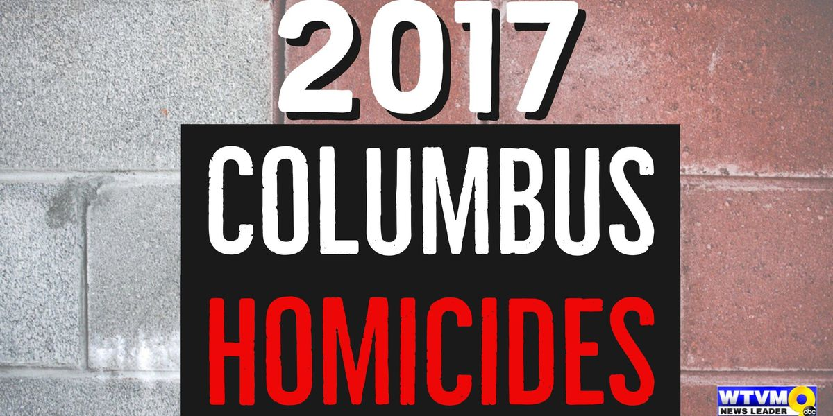Muscogee Co. Marshal talks recap of crime, homicides for 2017