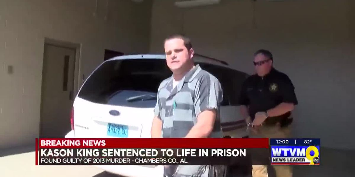 Man convicted of 2013 Chambers Co. murder has been sentenced