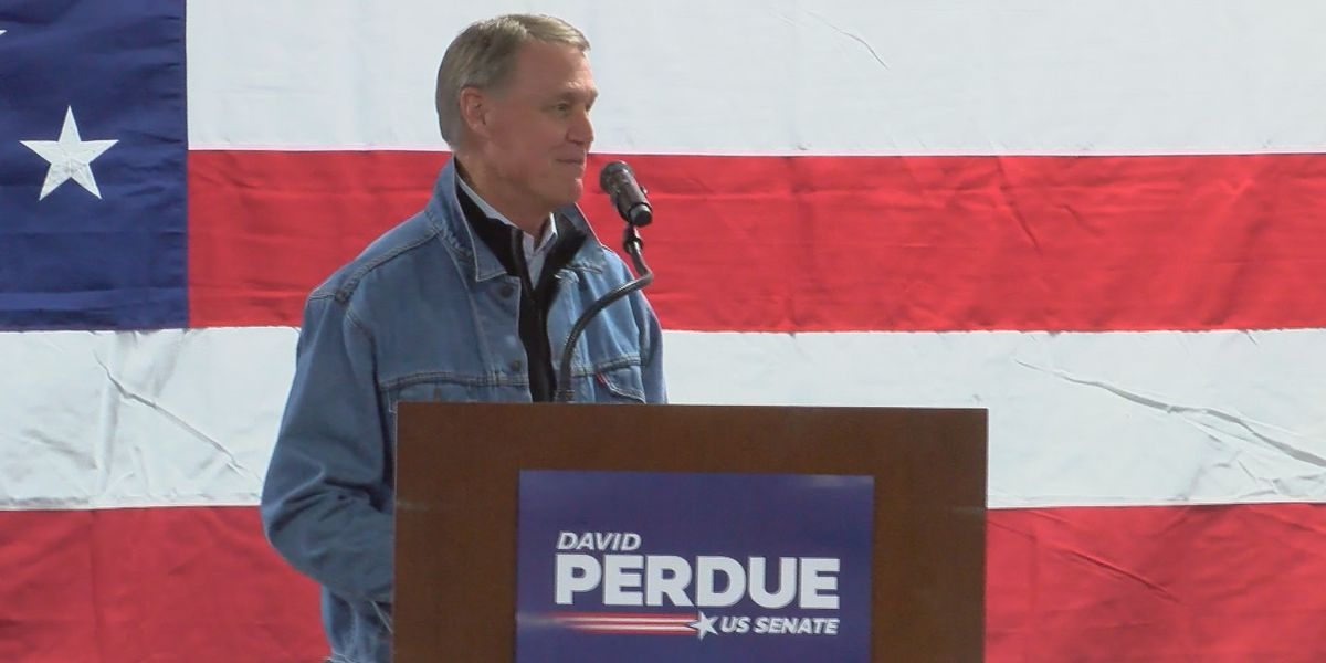 Sen. David Perdue in quarantine after close contact with positive case
