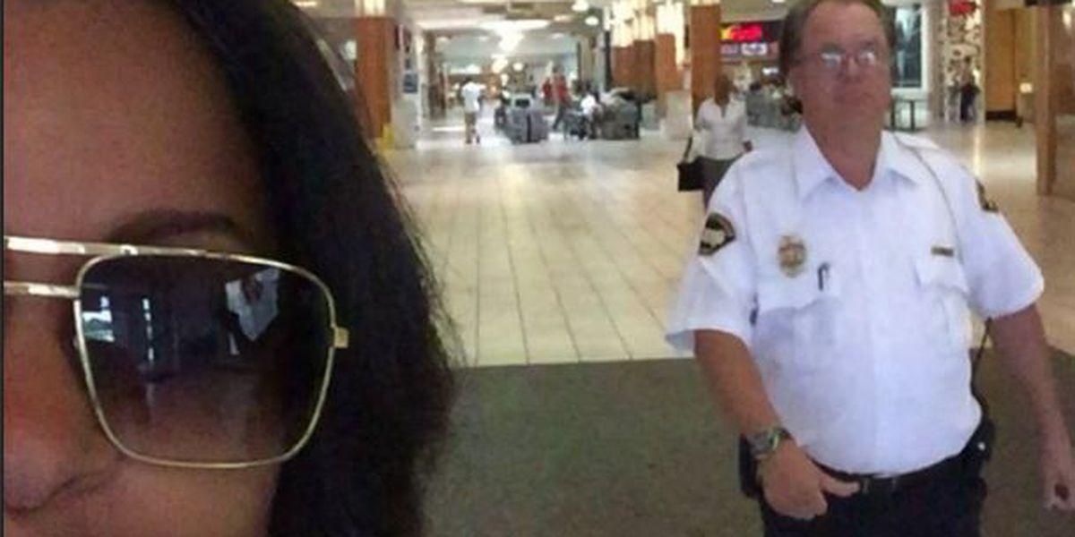 RHOA star Claudia Jordan says she wants apology following Auburn Mall incident