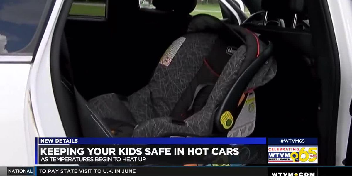 Safe Kids Columbus warns parents against leaving children in hot cars as temperatures increase