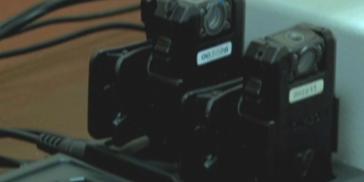 Marshal's Office purchases body cameras