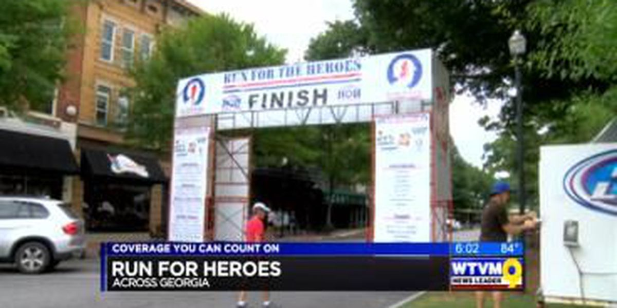 Runners, riders fulfills mission for House of Heroes in Columbus