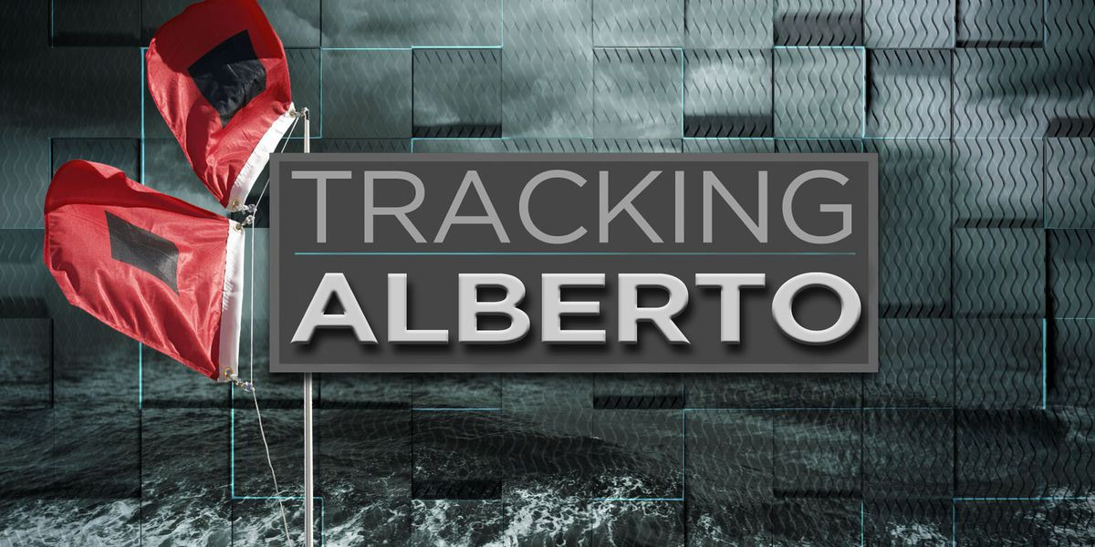 ALERT CENTER ACTION DAY: Tracking Subtropical Storm Alberto