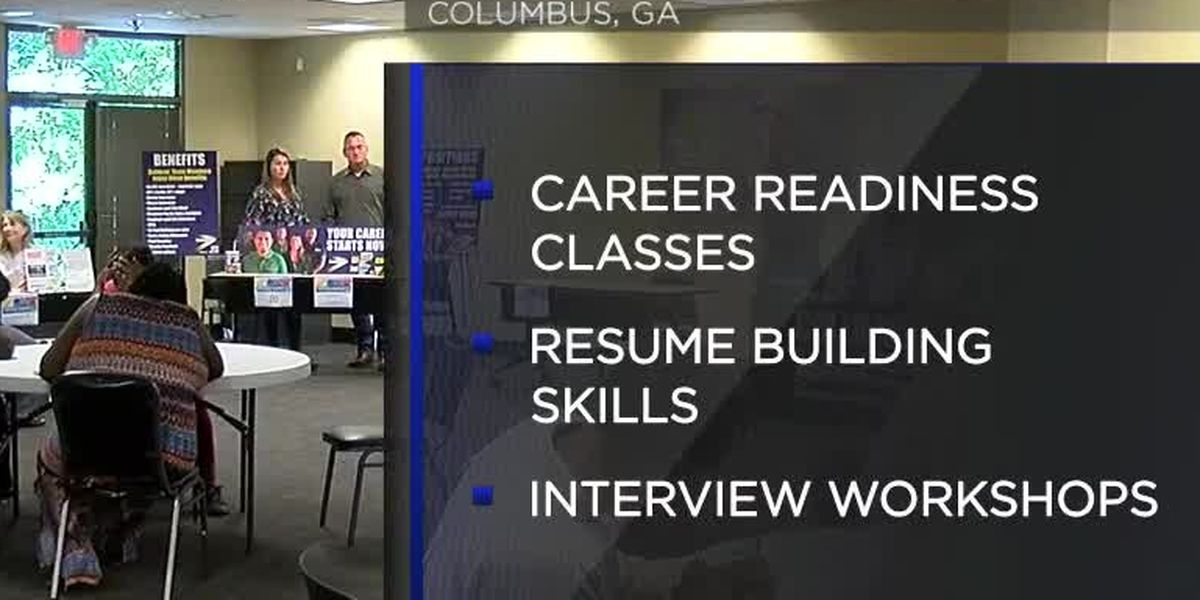 The Goodwill Resource Center is holding a large resource fair for jobs and diversity in the workplace