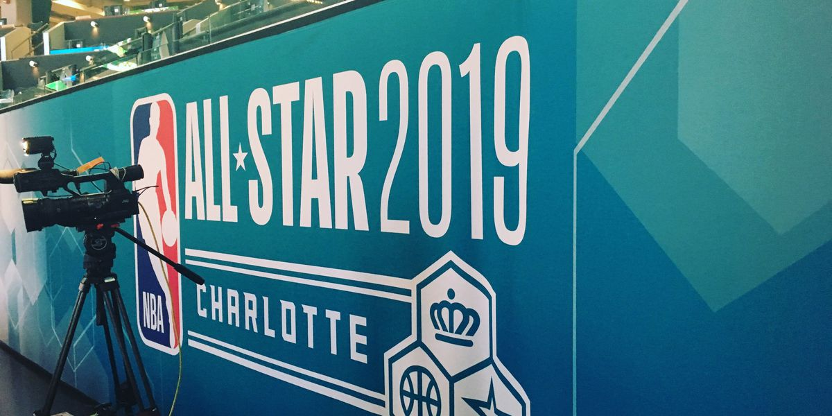 Superstars ready to put on a show for the 2019 NBA All-Star Game in Charlotte