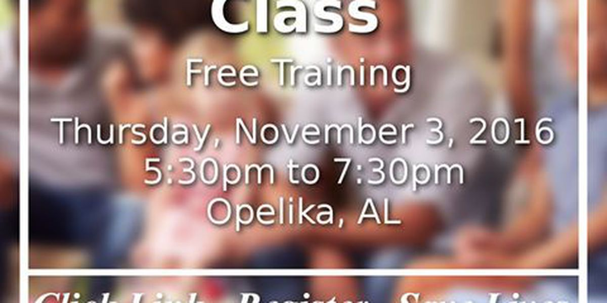 Community CPR training to be offered in Opelika
