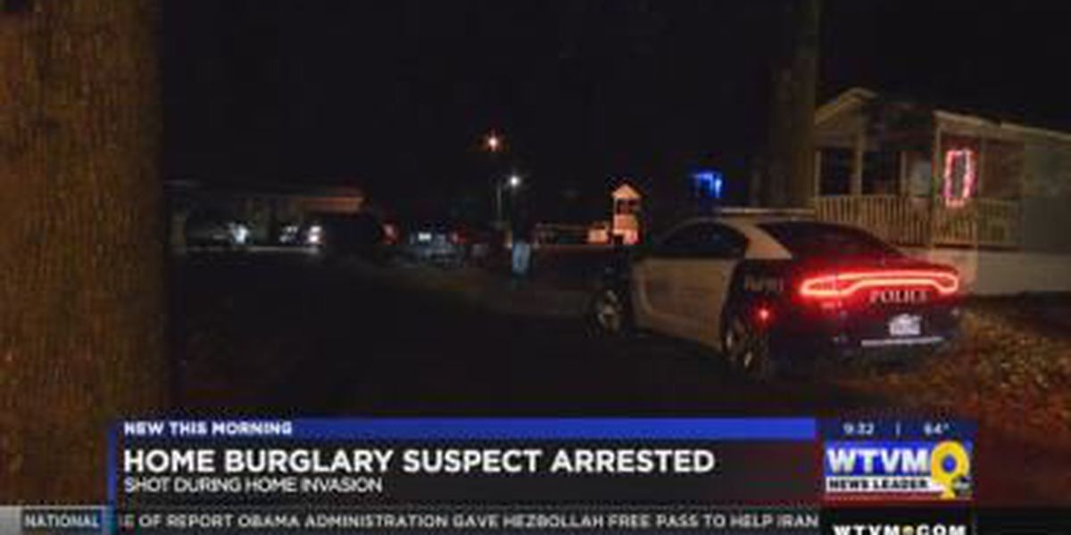 Arrest made days after attempted robbery at Columbus mobile home