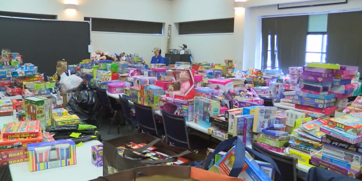 Annual Toys for Tots drive underway in Columbus