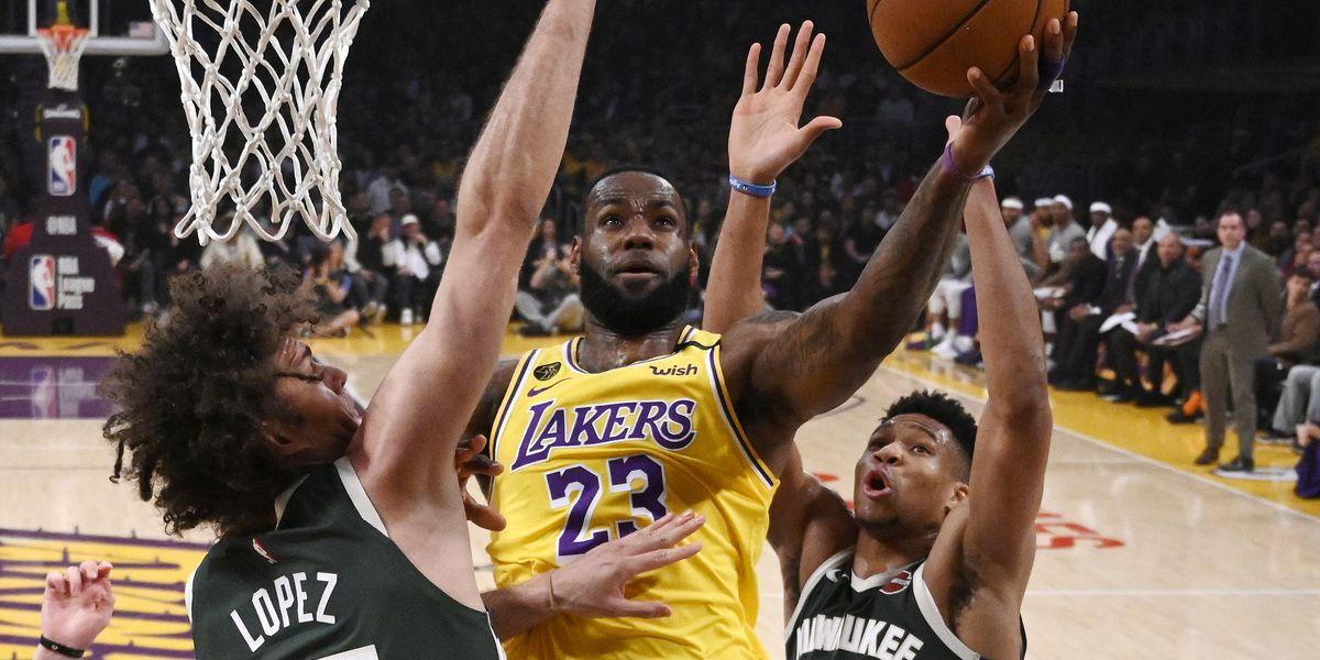 NBA tells teams to plan for empty arenas; LeBron says no way