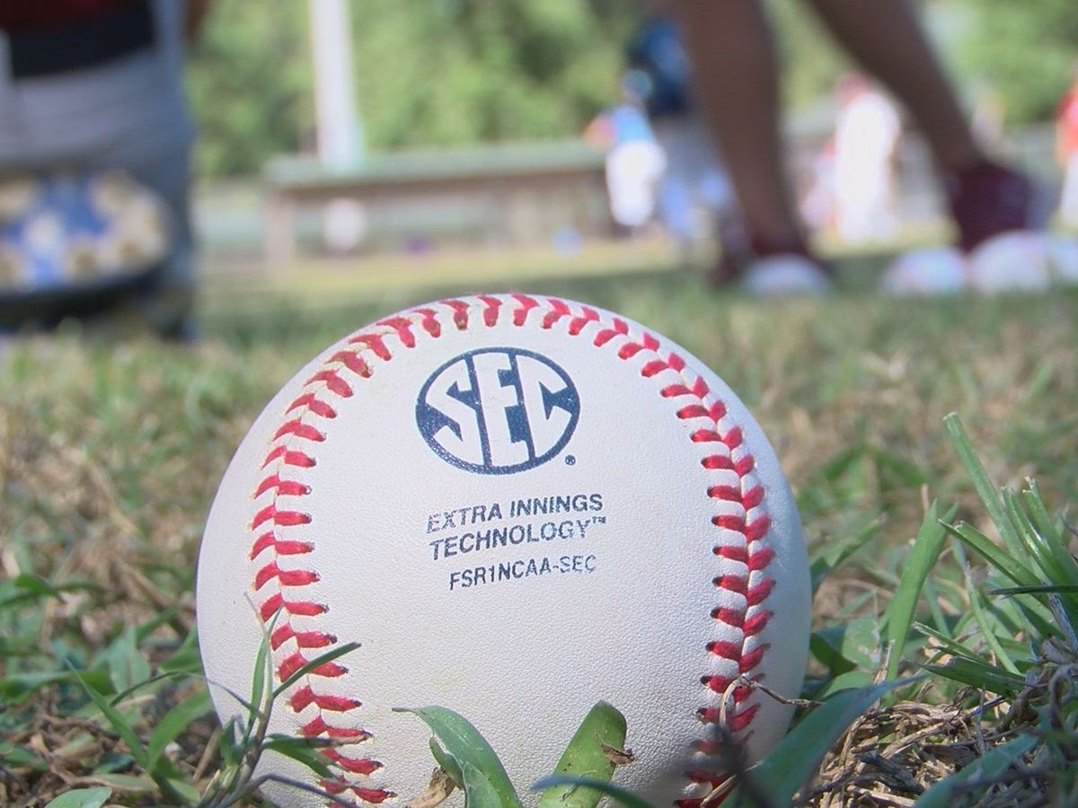 SEC announces 2021 baseball schedule