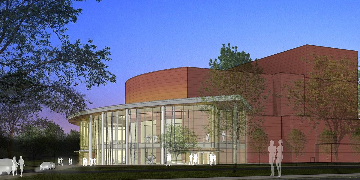 Funding for Auburn University's performance arts center approved