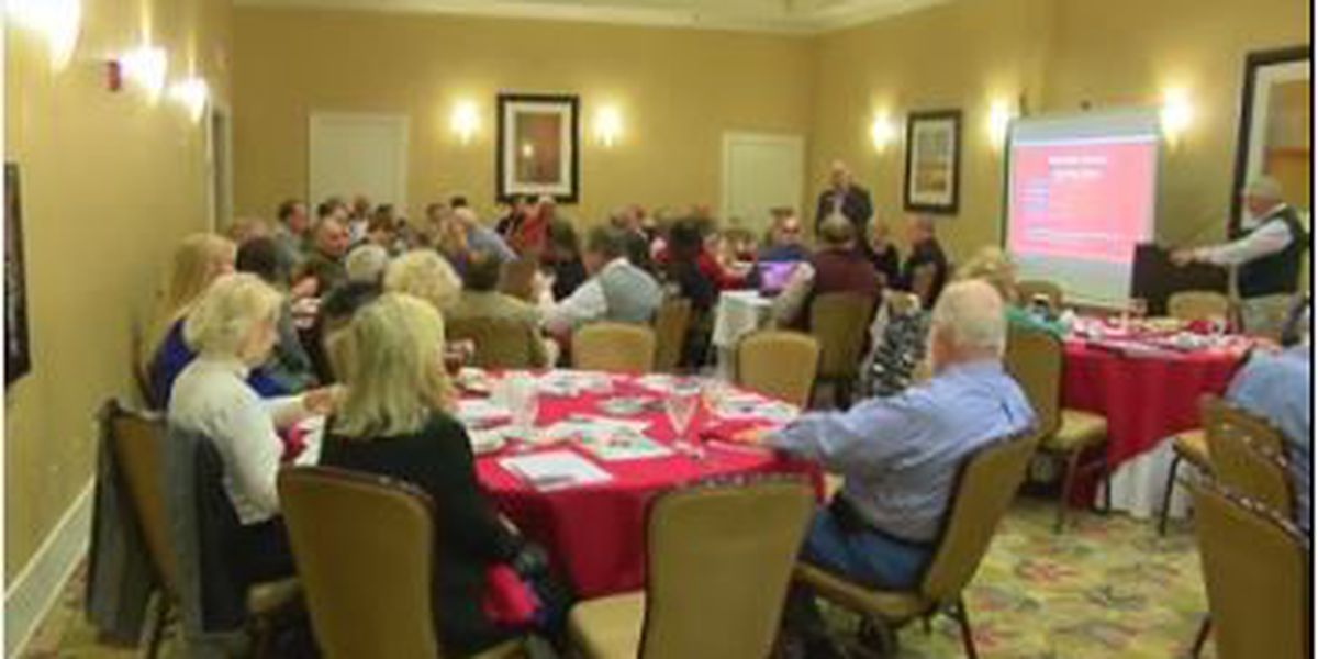 Muscogee County Republican Party welcomes state, local candidates