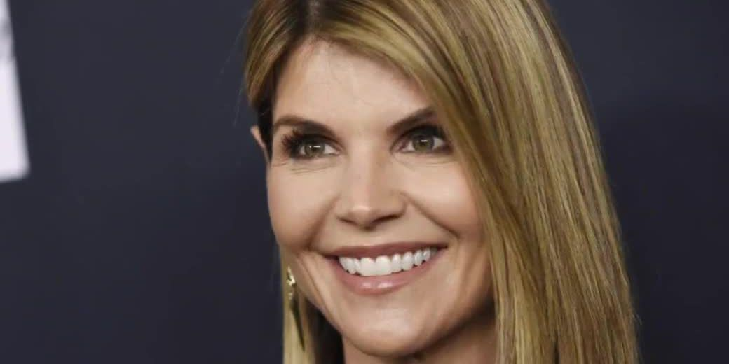 Hallmark Channel cuts ties with Lori Loughlin over college admissions scandal
