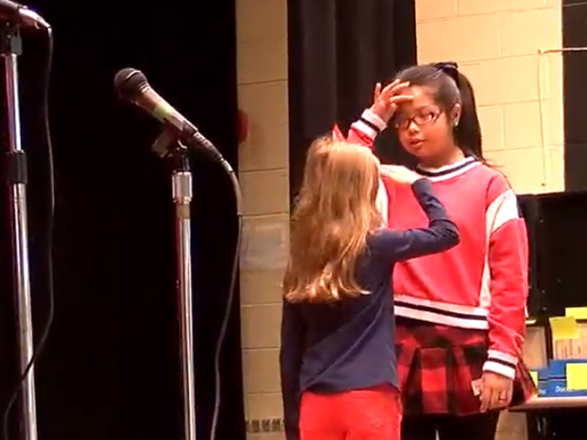 Muscogee County students host 1st community Chinese cultural performance