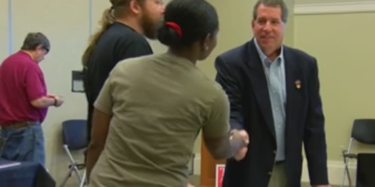 GA Governor Candidate makes a stop in Fountain City