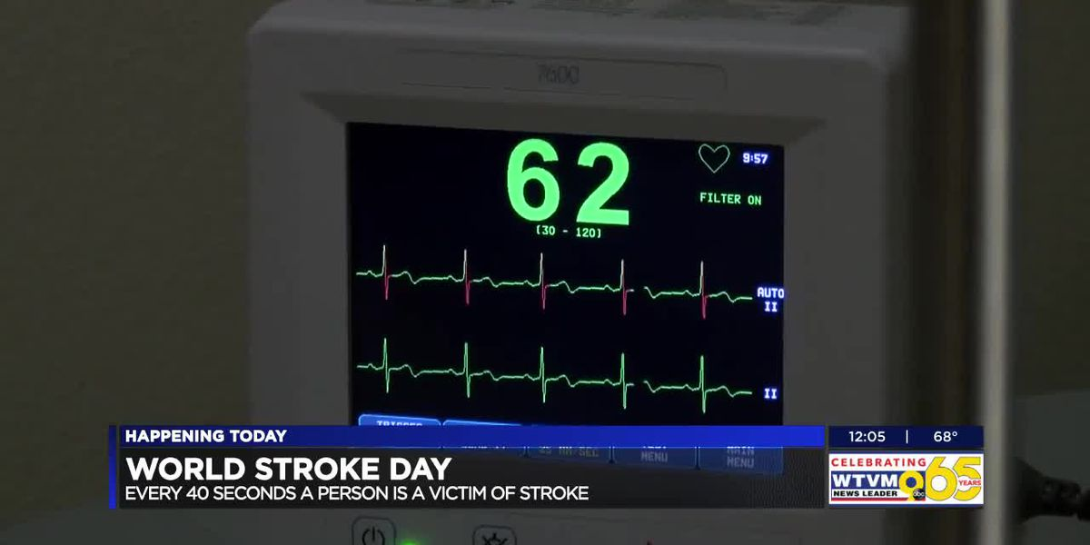 Monday marks National Stroke Awareness Day - Here's what you need to know